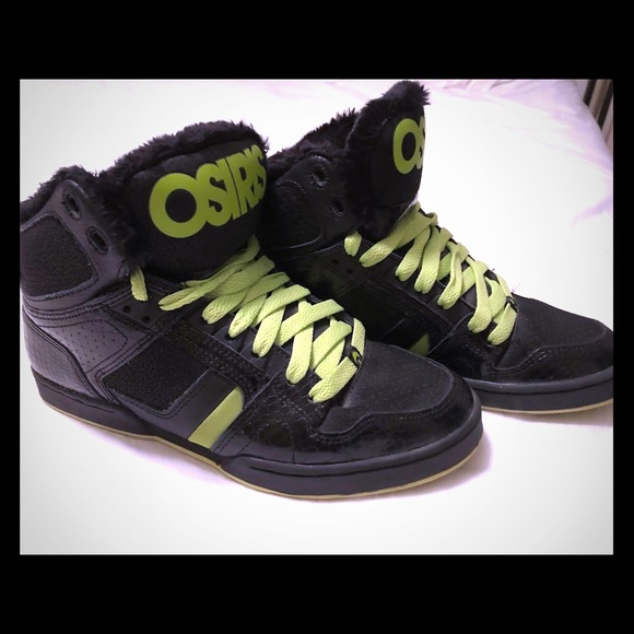 Osiris Skateboarding Shoe Nyc 83 Shr